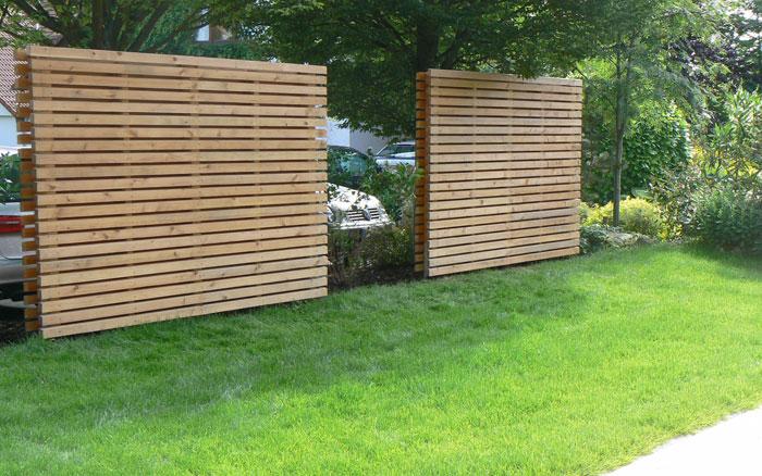 Gartengestaltung zaun sichtschutz uh93 hitoiro for Gartengestaltung 700 qm